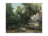 The Banks of a Stream  1873