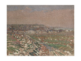 Dieppe from the West  1910 - 1911