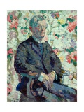 Portrait of a Man  C1912-14