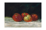 Red Apples  1872