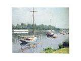 Le Bassin D'Argenteuil  C1882