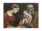 The Holy Family  1615-16