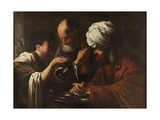 Pilate Washing His Hands  C1615-1628