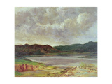 The Black Lake  1872