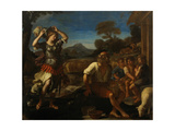 Erminia and the Shepherds  1648