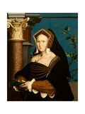 Mary  Lady Guildford  1527