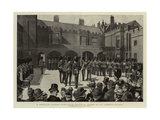 A Popular London Spectacle  Changing Guard at St James's Palace
