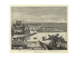 View of the Town of Mocambique from the British Consulate