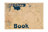 Irish and American Bar  Rue Royale; Poster for 'The Chap Book'  1895