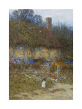 A Cottage Near Godalming  Surrey