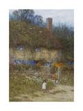 A Cottage Near Godalming  Surrey