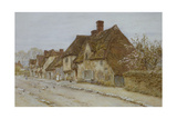 A Village Street  Kent