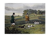 Partridge Hunting  1835