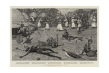 A Slave Raid in Central Africa