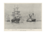 Obsolete Battle-Ships  Vessels Discarded from the Royal Navy by the King's Command
