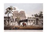 Pagoda at Ramisseram  1803
