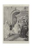 The Coronation of the Czar
