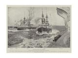 The Naval Manoeuvres  the Gridiron