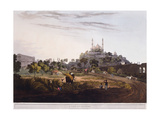 A View at Lucknow  1824