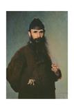 Portrait of Alexander Litovtchenko (1835-90)  1878