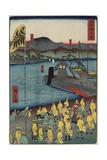 O Tsu  June 1863