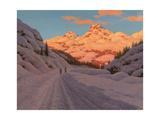 Cross-Country Ski-Ing  Haute Savoie