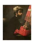 Portrait of a Man as Saint George  C1540/50