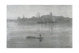 Nocturne: the River at Battersea  1878