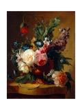 Flower Still-Life  1740