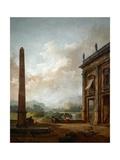 The Obelisk  1789