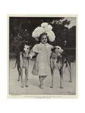 Alice Antoinette De La Mar at the Age of Five