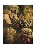 Christ Carried to the Tomb  Late 1550s