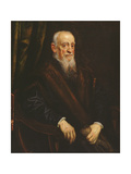 Portrait of an Elderly Gentleman  C1575