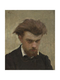 Self-Portrait  1861