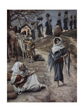 Abraham's Servant Meets Rebecca