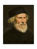 Portrait of a Venetian  C1550