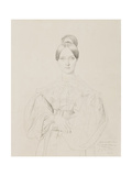 Portrait of Madame Thiers  1834