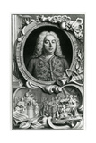 Portrait of George Frederick Handel  1768