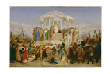 The Age of Augustus  the Birth of Christ  C1852-54