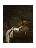 Still Life: the Kitchen Table  C1755-56