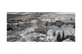 Heathen Temple on Golgotha