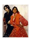 Two Gypsys; Dos Gitanas  1913