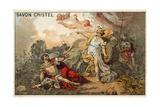The Combat of Mars and Minerva