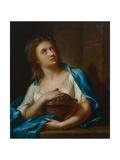 Idealised Portrait of a Woman as Elektra  1784