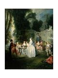 Fetes Venitiennes  1718-19
