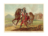 Battle of Marengo  Italy  1800