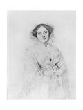 Portrait of Madame Ingres  1852