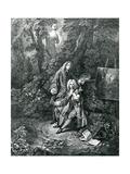 Jean Antoine Watteau and His Friend Monsieur De Julienne