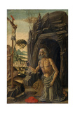 St Jerome as a Penitent  C1590