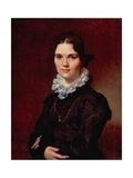 Mademoiselle Jeanne Gonin  1821